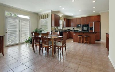 Benefits of Tile Flooring