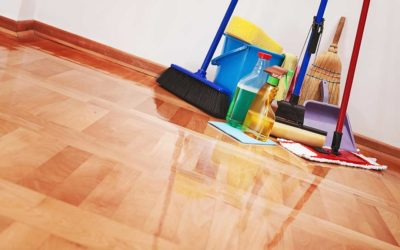 Sanitizing Your Flooring the Correct Way