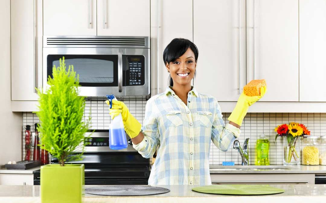 Green Cleaning Products to Use on Your Floors and Counters