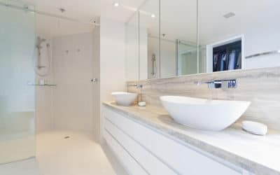 Options for choosing kitchen and bathroom floors