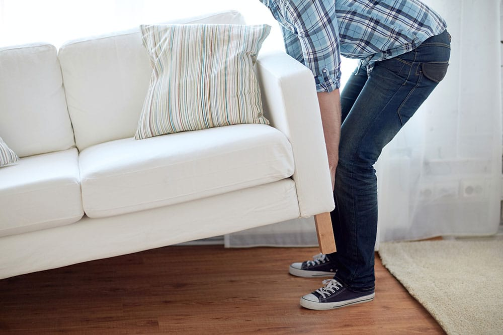 What to Do With Your Furniture When Getting New Floors