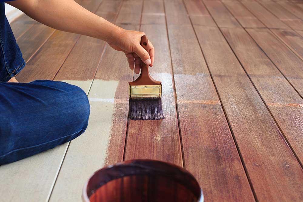 making your floors feel new